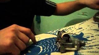 видео #46. Как открутить трос спидометра от барабана Планета 5