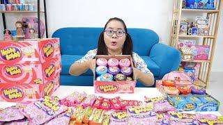 Giấc Mơ Ăn Kẹo Gum Hubba Bubba Cực Khủng ( Eating Candy )