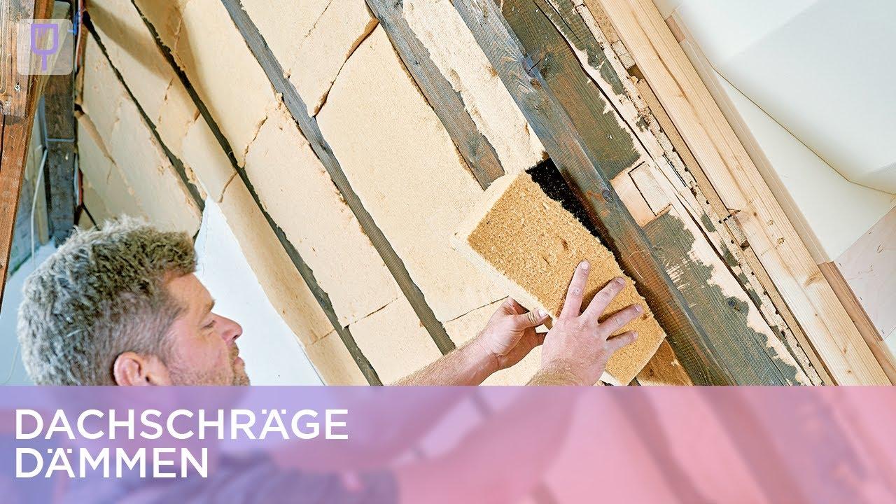 dach dämmen | renovieren mit elmar - youtube