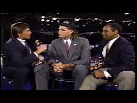 1990 NBA Draft - TNT - part 7