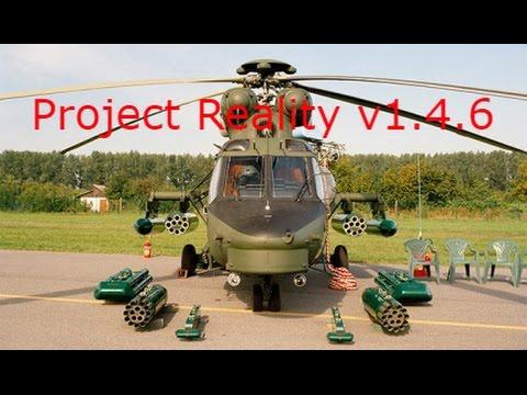 Project Reality v1.4.6 CAS Noob