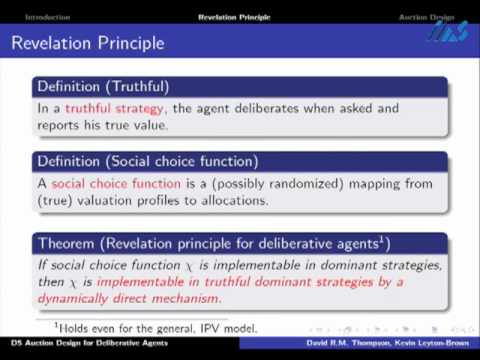 Dominant-Strategy Auction Design for Agents with Uncertain, Private Values  - Kevin Leyton-Brown