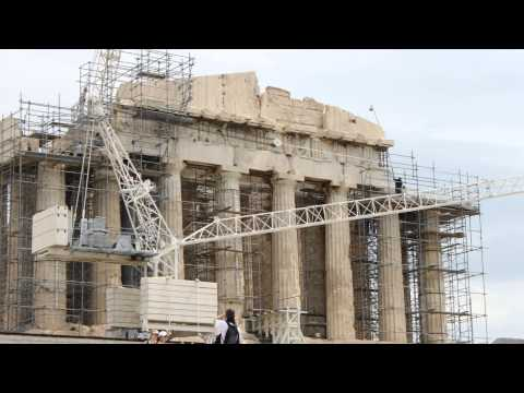 Athens/Piraeus Tour 1080p Full HD