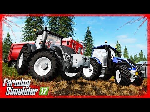 Testes - Valtra N Series e S Series - Farming Simulator 17