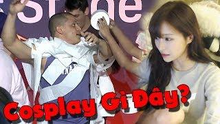 Màng Cosplay vừa nhanh vừa rẻ | HOT girl Trung Quốc vô tình lộ... trên stream ✩ Biết Đâu Được