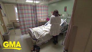 US hospitals brace for influx of coronavirus cases  | GMA