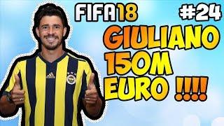 Fifa 18 Fenerbahçe Kariyeri / Şampiyonlar Ligi Başladı / #25