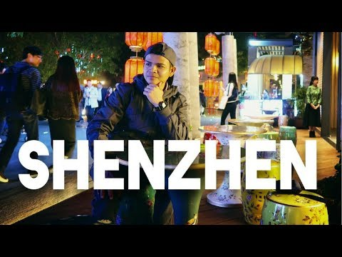 One Day in Shenzhen