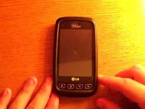 LG Optimus V-Virgin Mobile(Update Video)