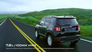 See Everything | 2017 Jeep Renegade | Jeep®