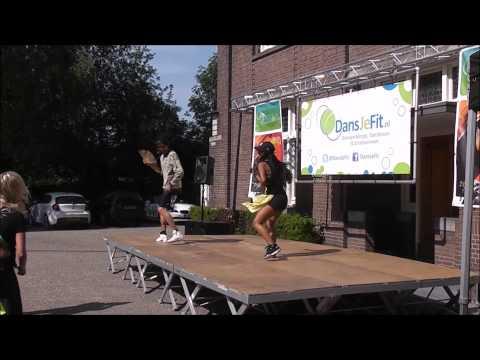 "Machel Montano - Drop It Down "" Soca Music"" choreo"