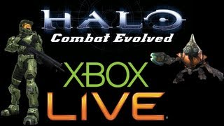 Halo Combat Evolved Original Online Xbox Live MUST WATCH!!!