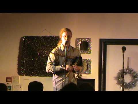 Henshaws ACC. Folk Night: Jez Lowe & the Bad Pennies. Friday 13 November 2009.