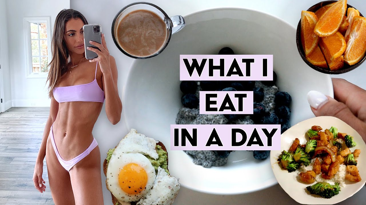 What I Eat In A Day | Surprises, Gifts, Hormones, and Periods | Sami Clarke
