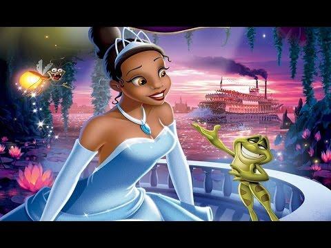 "Princesas Disney | Princess And Frog ""Tiana"" | Full Movie Game Completo | ZigZag Kids HD"