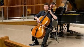 Elgar, Cello Concerto in E Minor, Op. 85, 3rd Movement
