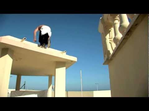 Parkour : Sousse, Tunisia