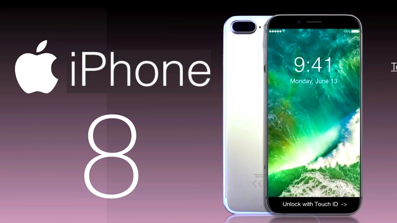 iphone 8 touch bar secondary display and more concept. Black Bedroom Furniture Sets. Home Design Ideas