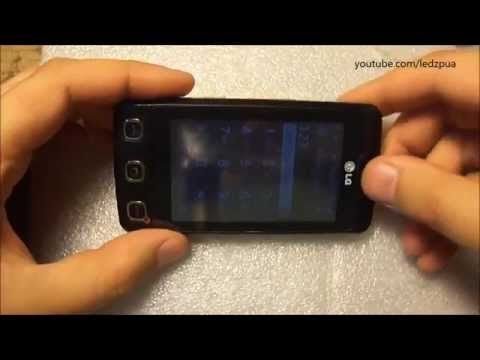 lg kp500 Замена сенсора