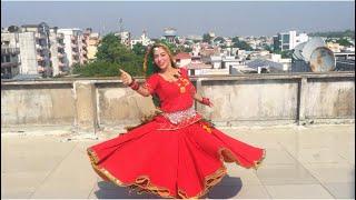 52 Gaj ka daman | dance video |Dance with Alisha | Special Tribute |