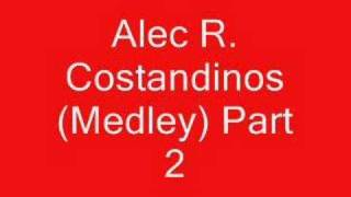 Alec R. Costandinos - Love & Kisses (CONSTANTLY YOURS MEDLEY) Part 2