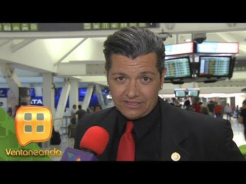 Carlos Peniche retoma su vida laboral luego de vivir en situación de calle   Ventaneando
