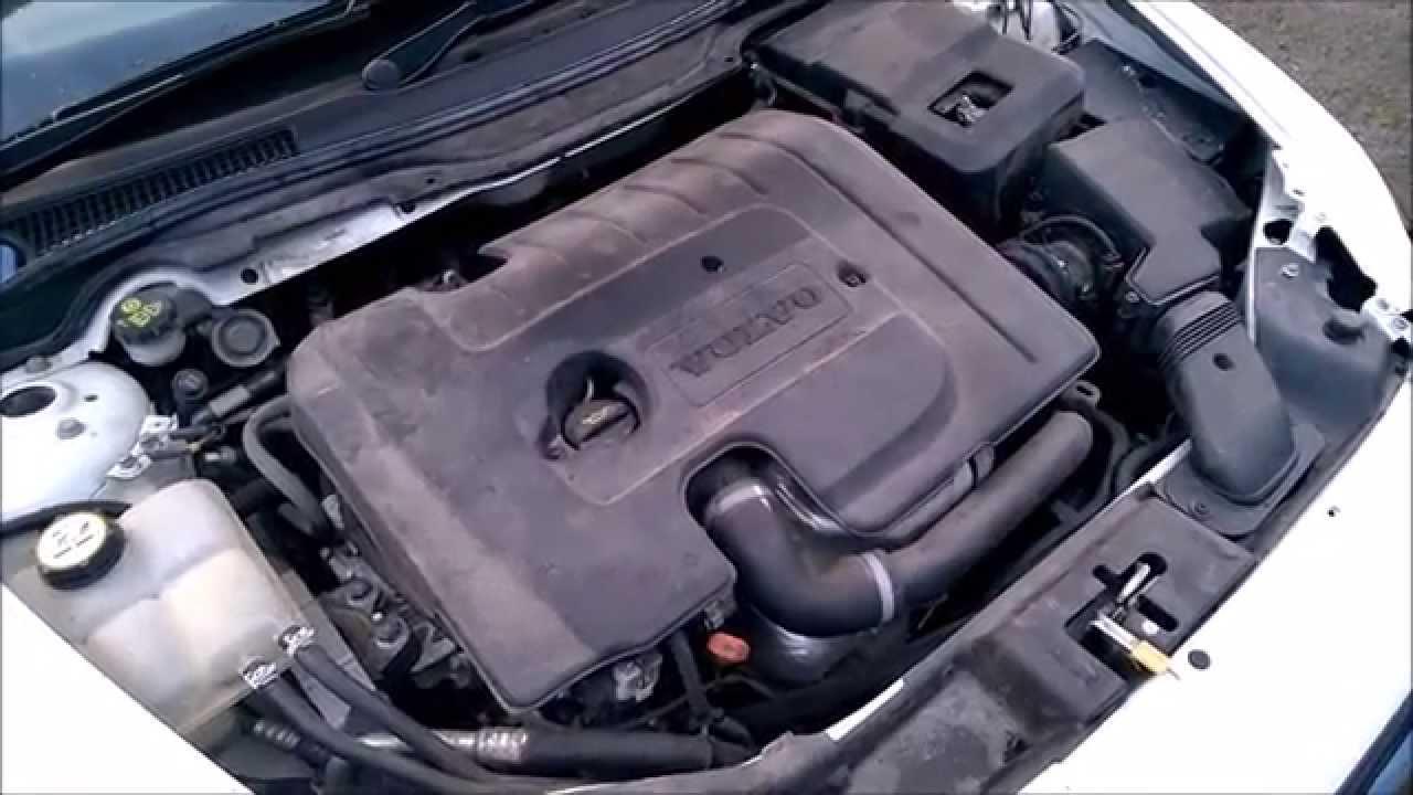 2009 Volvo C30 Engine D4164T 1.5 Diesel #1156 - YouTube