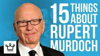Rupert Murdoch Facts