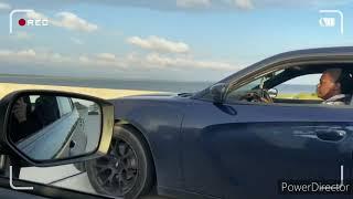 Tuned V6 dodge charger vs Subaru wrx