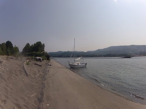Tiny Sailboat Goes to the Lower Columbia River - Part 2