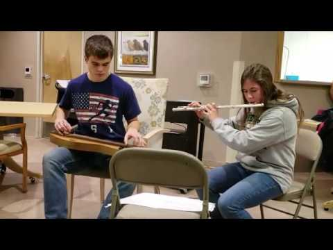 What a Friend We Have in Jesus - Flute and Dulcimer