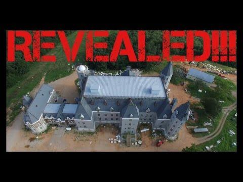 TOP Secret Illuminati Pensmore Mansion REVEALED by Drone in 4K