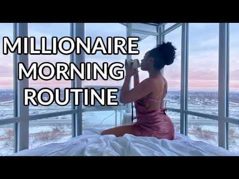 2020 Millionaire Entrepreneur MORNING ROUTINE