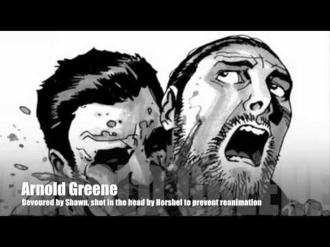 All Deaths in The Walking Dead Comics #1 - #120