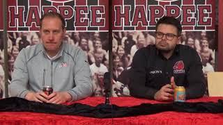 Lehdistötilaisuus: Happee - Oilers 19.11.2017