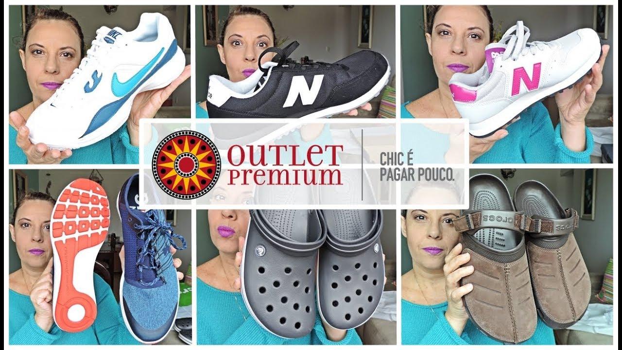 04c0c70dd4c Outlet Premium SP - TÊNIS BARATO  - YouTube