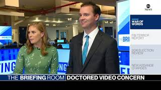 The Briefing Room: Election review, Assange charges, Vote 2020, Memorial Day thumbnail