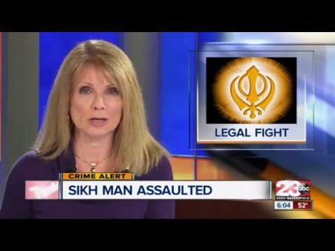 Elderly Sikh man Assaulted for Possible hate Crime at Warren Junior High School in Bakersfield, CA