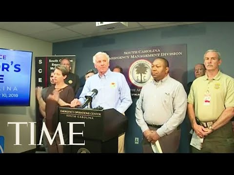 1 Million People To Evacuate South Carolina Coast As Hurricane Florence Gathers Strength | TIME