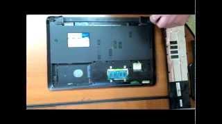 видео Обзор ноутбука ASUS A54H, K54LY, X54HY.
