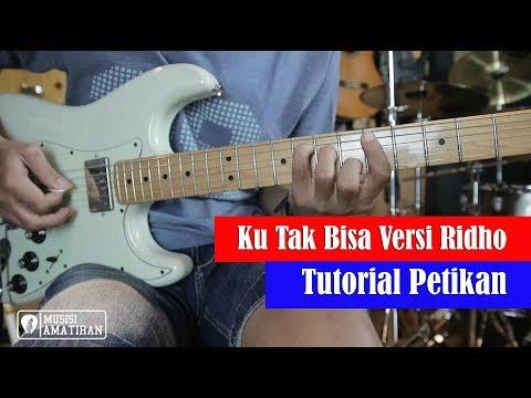 (Tutorial Gitar) SLANK - Ku Tak Bisa | Mudah Dan Cepat Dimengerti Untuk Pemula.