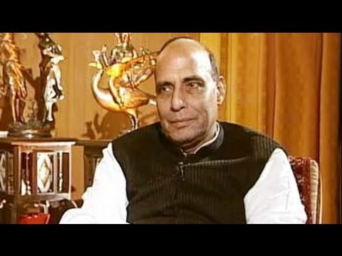 Talking Heads with Rajnath Singh (Aired: January 2006)
