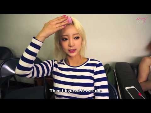 """EXID Funny Clip #124- """"Go To Hell"""""""