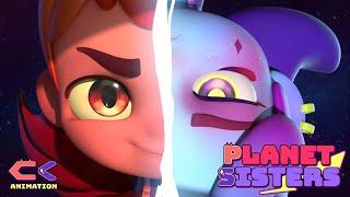 Planet Sisters - 좌충우돌 다비와 다지의 …