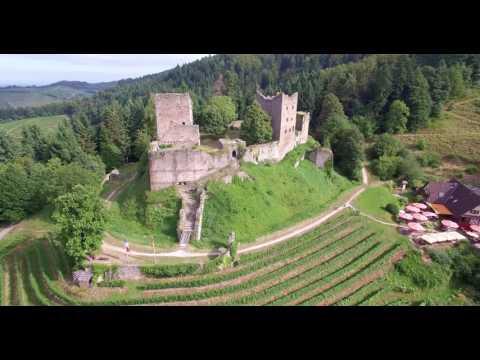 Oberkirch im Schwarzwald - Burg Schauenburg