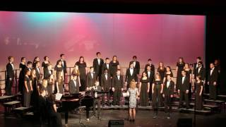 Concert Choir - When I Sing to Make You Dance