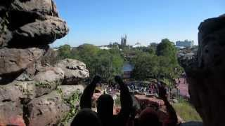 Splash Mountain water ride at Walt Disney World, Magic Kingdom Amusement Park