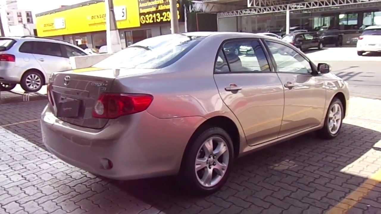 Toyota Corolla XEi 1.8 Flex Aut.