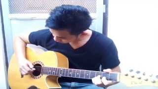 Pagsuko - Jireh Lim ( Guitar fingerstyle Cover )