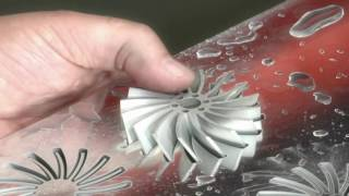 3D Waterjet Cutting Hampshire